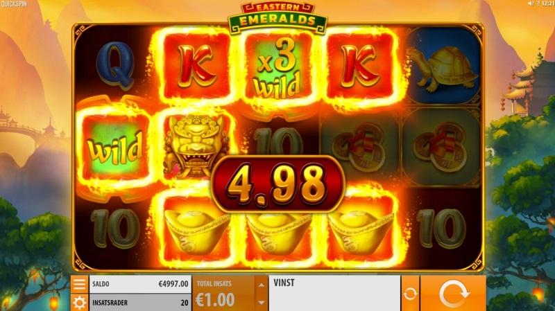 Det gröna casinot håller cashturnering med 50000 kr i potten varje dag