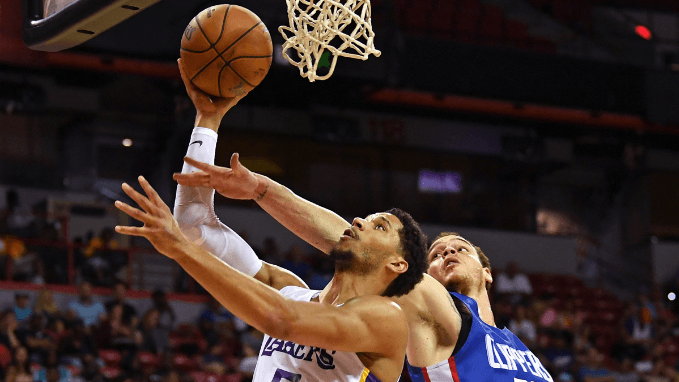 NBA Las Vegas Summer League Final Betting Preview and Odds