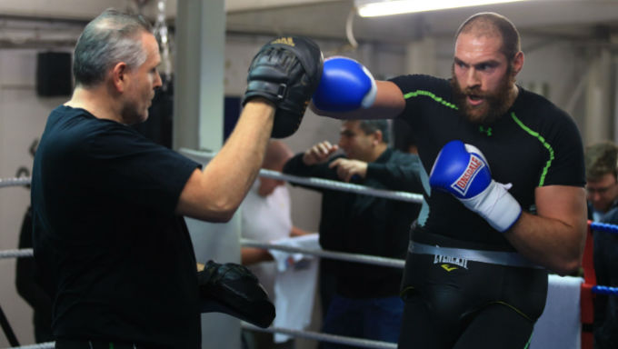 Tyson Fury To Continue Comeback With Bout Against Pianeta