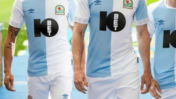 Blackburn Rovers, 10Bet Sign Deal; AS Roma Deal In Jeopardy
