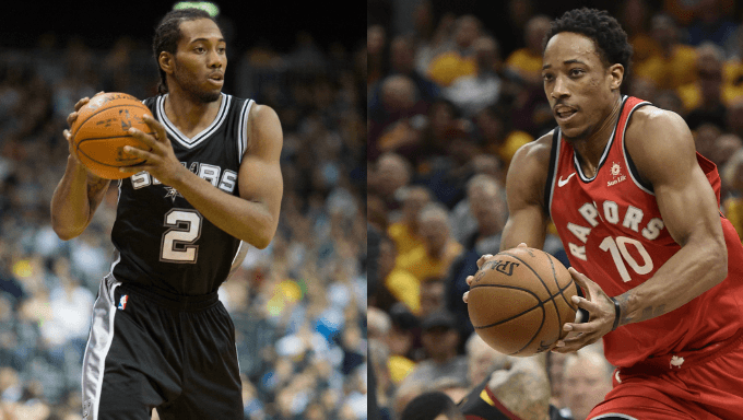 Kawhi Trade Shifts 2019 Title Odds for Eastern Conference