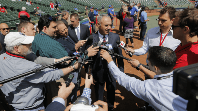 MLB Continues Attempts To Justify Push For Integrity Fees