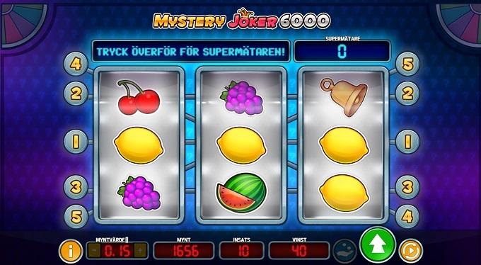 Mystery Joker 6000 Play'n GO