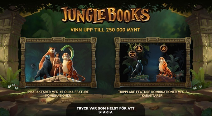 Jungle Books Yggdrasil