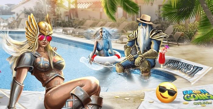 Spela med valfri insats och tävla om drömsemester för 35,000 kronor!