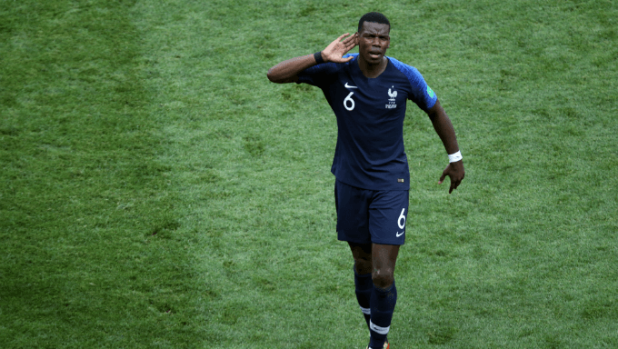 Don't Bet on Pogba Leaving Manchester United this Summer