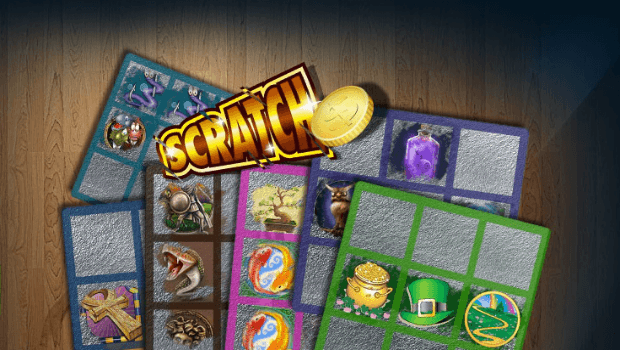 Top 3 Easiest Scratch Card Games to Win