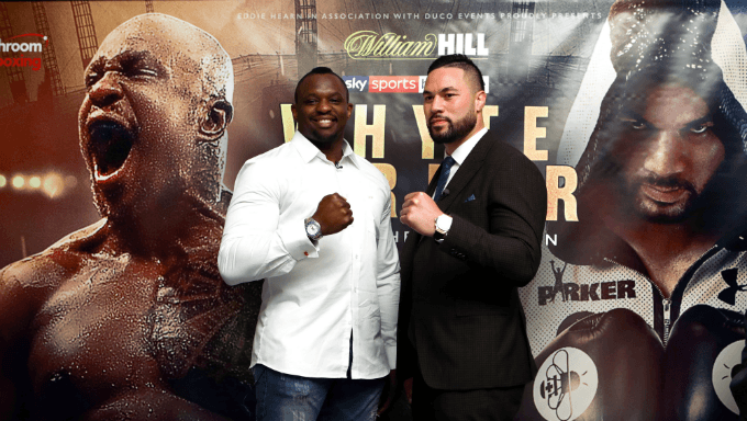 Dillian Whyte vs. Joseph Parker Betting Tips and Analysis