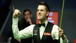Selby Poised for Double Glory Going AT UK Snooker Championships