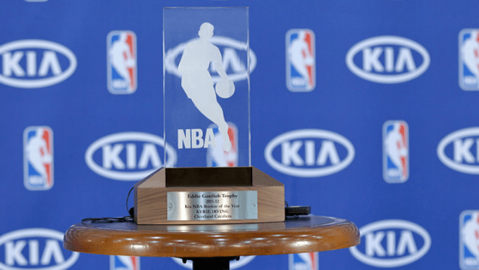 NBA Betting Tips: Picking Rookie of the Year Award Winners
