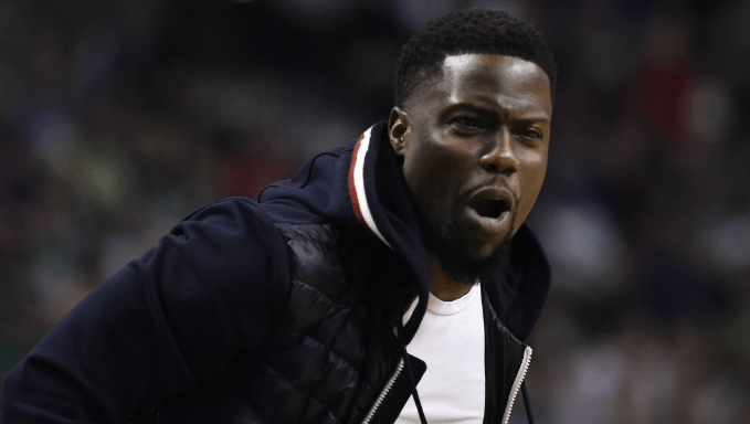 Kevin Hart Given the Edge Against Poker Pro in Boxing Ring