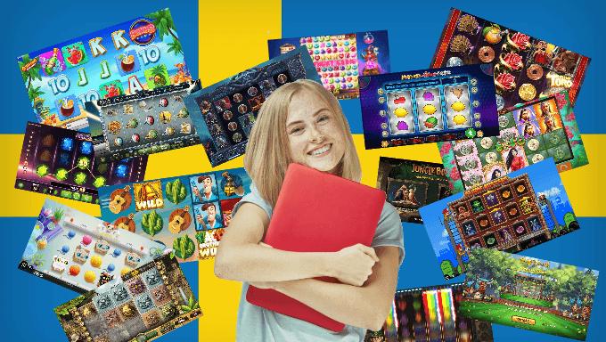 Top 15 svenska spelautomater: bäst slots spel från Sverige