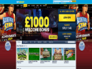 BetBright Casino Lobby Screenshot