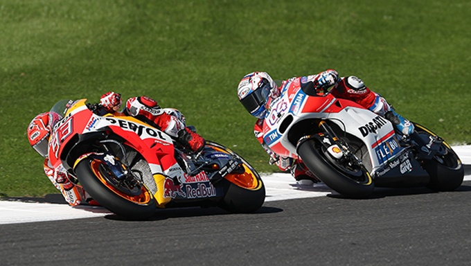 MotoGP, Gran premio di Brno: Marquez per ipotecare il mondiale