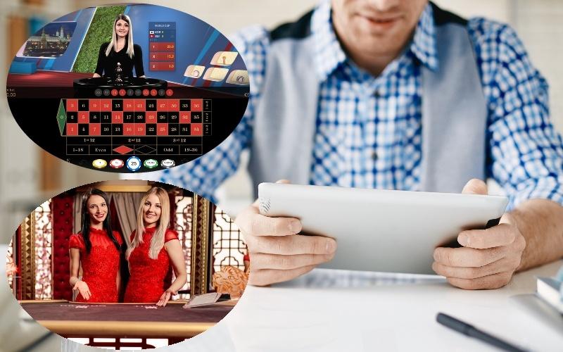 Svenska spelstudior innoverar live streaming casino