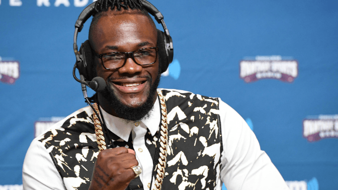 Tyson Fury and Deontay Wilder in Negotiations for Megafight