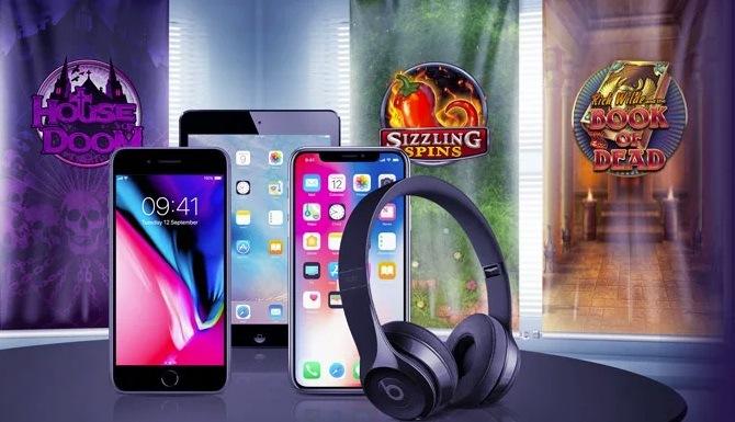 Spela om iPhone, iPad, Beats hörlurar och cash i stortävling