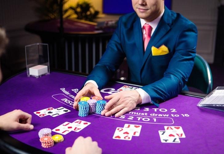 Apple-vinster och cashpriser i stort lotteri hos nytt live casino