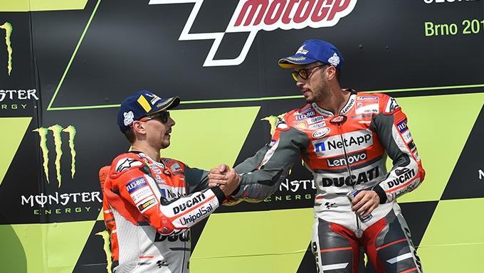 MotoGP Gran premio d'Austria: Ducati punta al secondo successo
