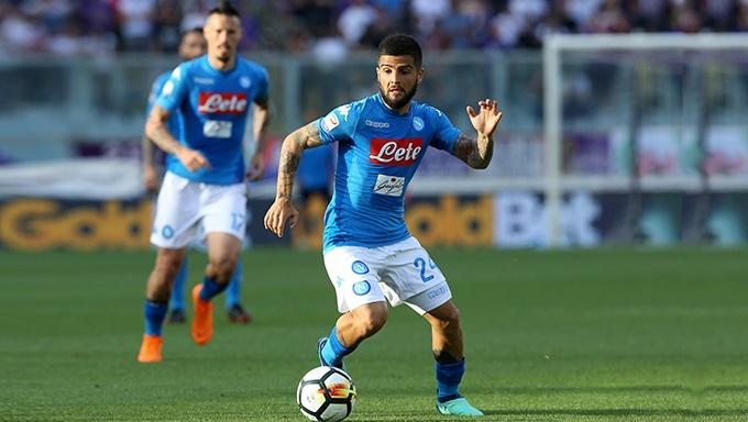 Lazio-Napoli, partenopei favoriti nell'esordio di Carlo
