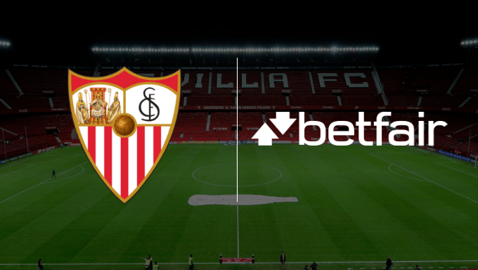 Betfair Announce New Betting Partnership with Sevilla FC