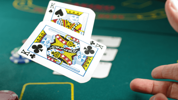 On line casino gambling