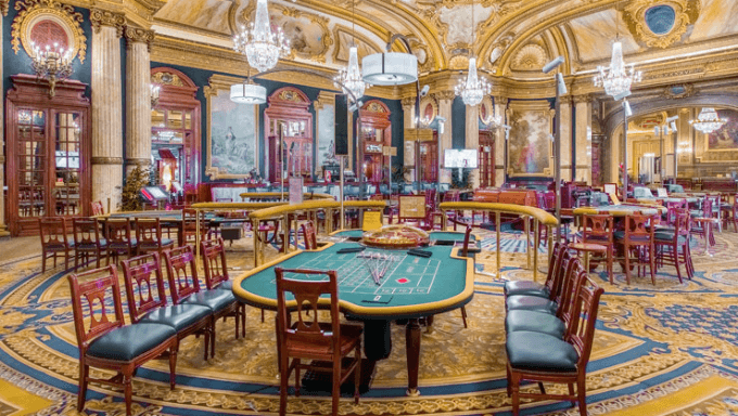 Famous gambling vacation casino monte carlo poker