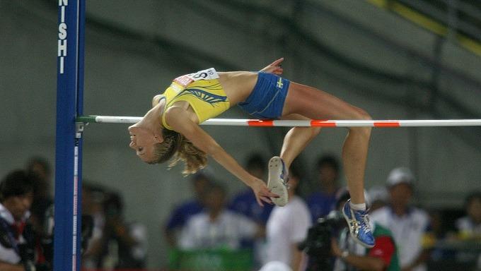 Emma Green höjdhopp