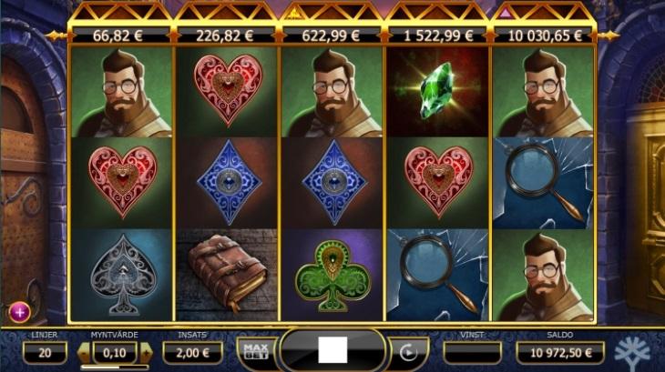 Spela om guldkantade prispotter i två uppdrag hos mobilcasino