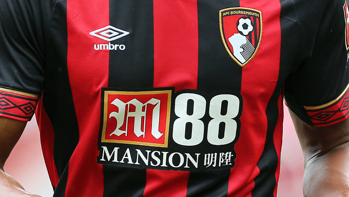 Mansion Continue Long-Standing Partnership with AFC Bournemouth