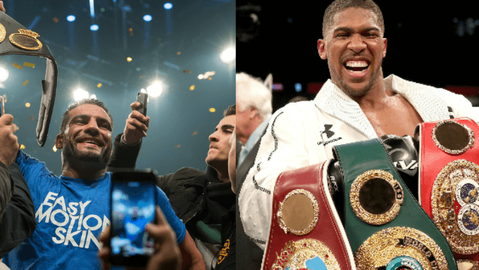 Breaking Down Boxing's Overcomplicated Championship System