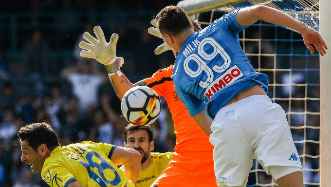 Lazio vs Napoli Betting Preview: Back Napoli and Milik