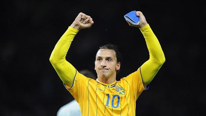 Top 10: Sveriges bästa fotbollsspelare genom tiderna
