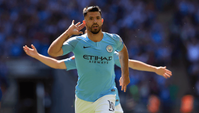 Man City v Huddersfield Betting Tips: Back Agüero to Score