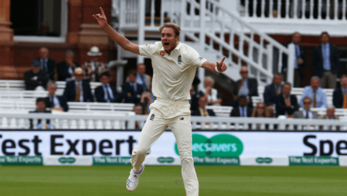 England vs India Test 3: Stuart Broad for Man of the Match