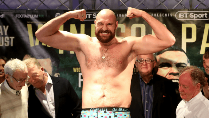 Tyson Fury vs. Francesco Pianeta Betting Tips and Analysis