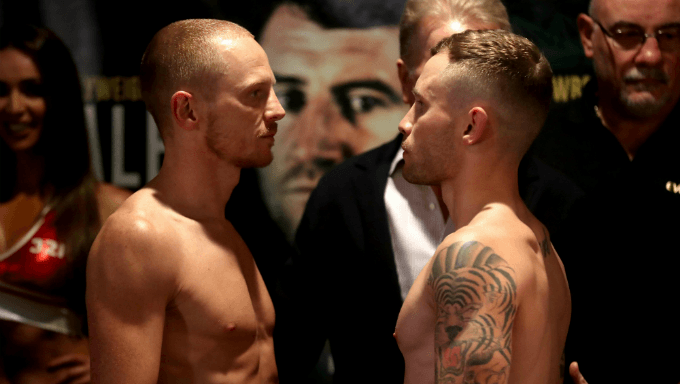 Carl Frampton vs. Luke Jackson Betting Tips and Analysis