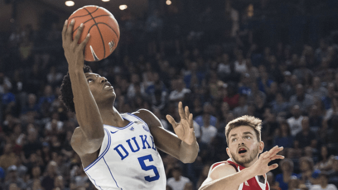 Betting NCAA College Basketball Over/Under Odds and Markets