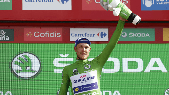 La Vuelta a España Points Jersey Betting Odds and Tips