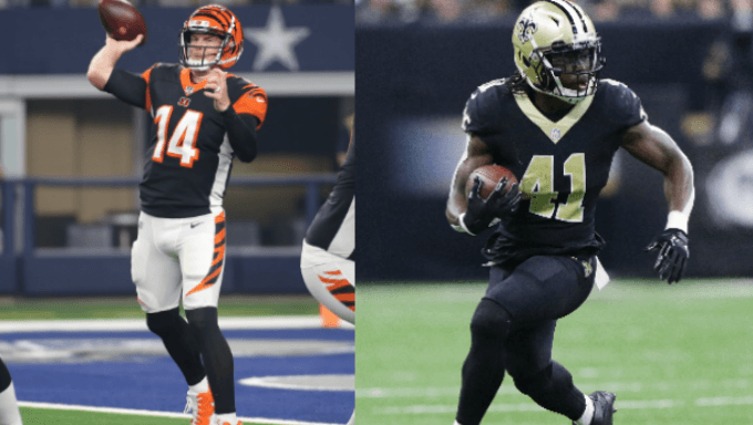 Daily Fantasy NFL Picks: Week 1 Quarterbacks and Running Backs
