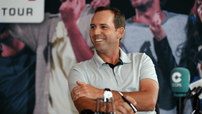 Sergio Garcia Takes Part in PokerStars European Poker Tour