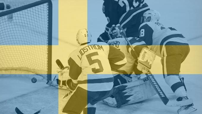 Top 10: Sveriges bästa hockeyspelare genom tiderna