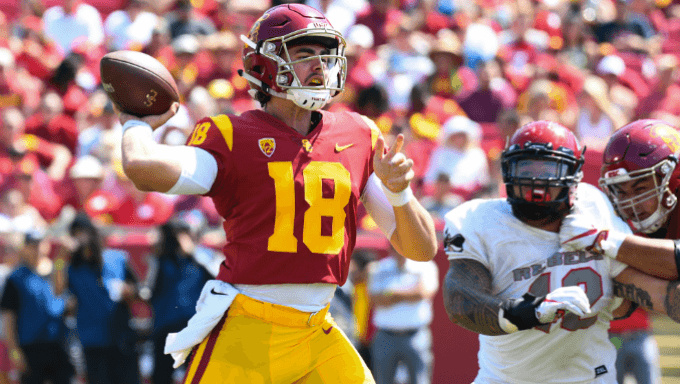 NCAAF Week 2 Betting Tips: The 5 Best Pac 12 Matchups