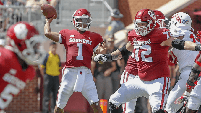 Big 12 Week 2 Betting Tips and Picks: 4 Best Games to Bet