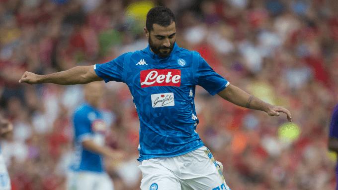 Napoli - Fiorentina: visto dai bookmakers