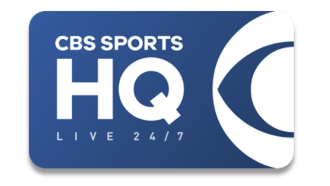 CBS Sports Launches Sports Betting Show Sportline Edge