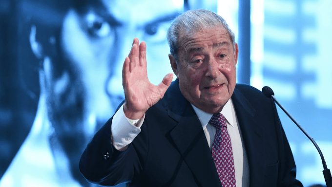 Bob Arum: Legal Sports Gambling Tremendous for Boxing