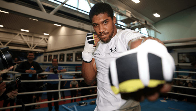 Anthony Joshua vs. Alexander Povetkin Betting Preview