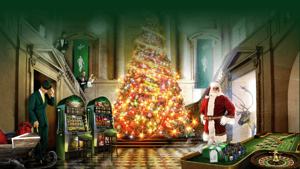 Check Out Mr Green Casino's £350k Christmas Calendar