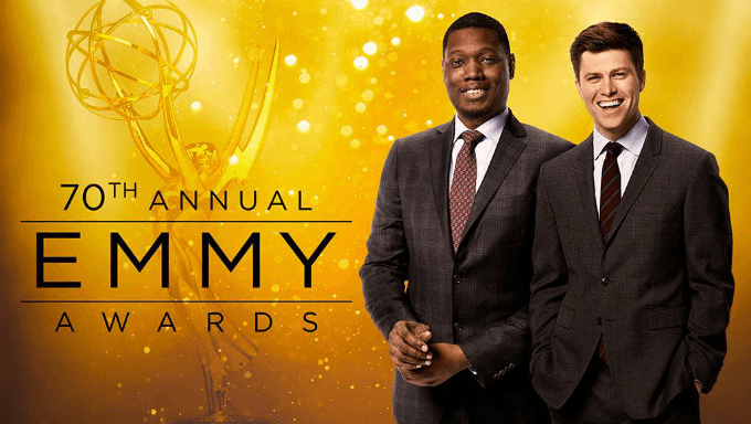 Emmy Awards 2018 Betting Tips and Odds